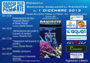 seminario acquariofilia in Piemonte (Collegno)