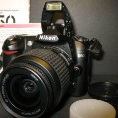 Macrofotografia e nuova Nikon d50