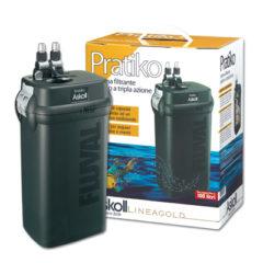 Filtri esterni per acquario: Askoll Pratiko 400 VS Hydor Prime 300