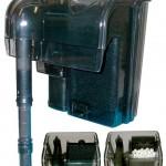filtro a zaino per acquari piccoli o come secondo filtro