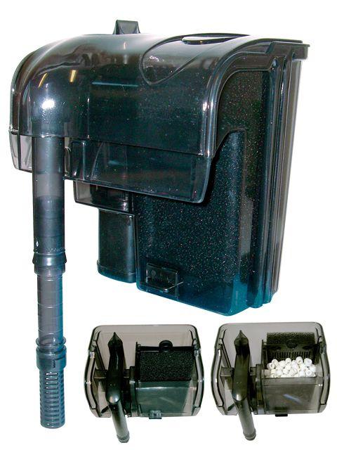 Quale filtro per un mini acquario for Filtro vasca pesci rossi