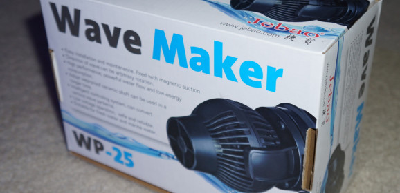 Pompa Jebao WP-25 da 8000 litri l'ora (Wave Maker): OTTIMA?